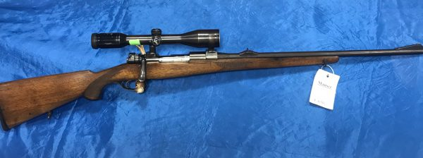 Mauser 98 Repetierer Kal. 243 Win