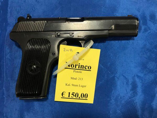 Norinco Pistole Mod. 213 Kal. 9mm Luger