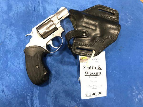 Smith & Wesson Revolver Mod. 60 Kal. .38 Special