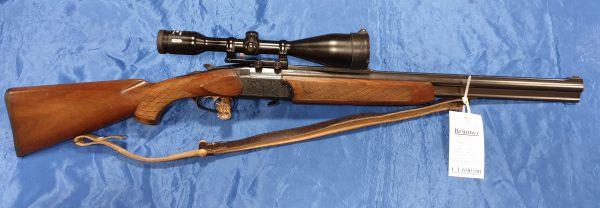 Brünner CZ Mod.502 Kombinierte Kal. .30-06 12/70 EST 5,6x52R
