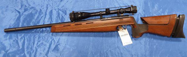 Anschütz Mod 1903 Match Gewehr .22LR Tasco 6-24×40 LINKSSCHAFT