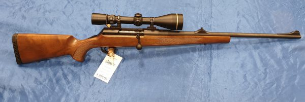 Mauser M96 Geradezugrepetierer Kal. .30-06 mit Leupold 3,5-10×50