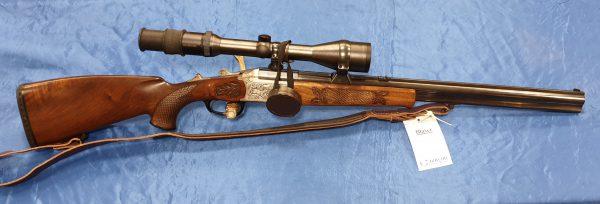 Blaser BBF 700/88 Kal 6,5x65R / 12/70 Swarovski Habicht 3-12×50