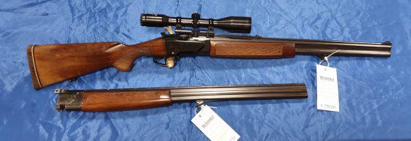 Bruno ZH 304 KAl 7x57R 12/70 mit Swarovski 6×42 und WLB 12/70