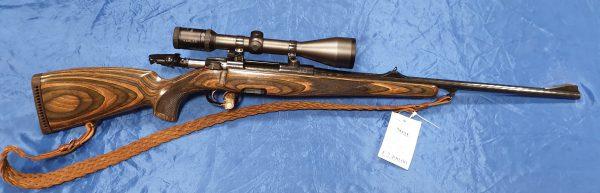 Steyr L JAGDMATCH 308 WIN mit Kahles CB 3-12×56 Mit Zielstachel beleuchtet