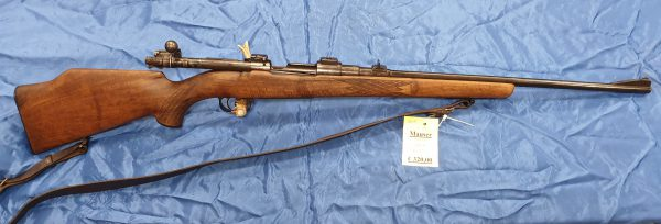 Mauser 98 Repetierer 8×57 IS