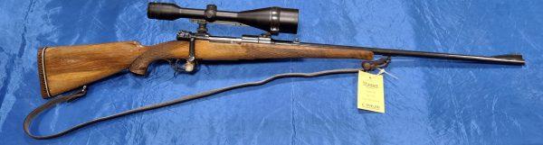 Mauser 98 7×64 Kahles Helia 8×56