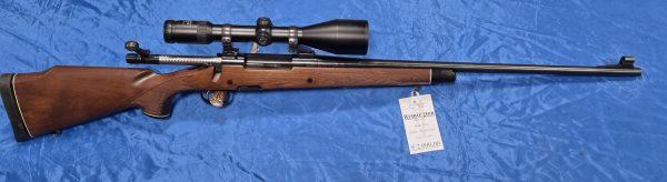 Remington 700 .300 Win Mag  Zeiss Diavari 3-12×56 LP