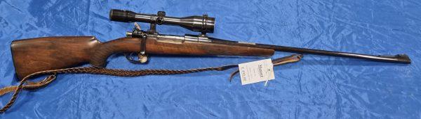 Mauser 98 5,6×57 Swarovski Habicht 6