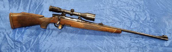 Steyr Repetierer Mod M 7×64 Swarovski Habicht 6