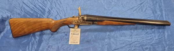 Pedersoli Wyatt Earp Couch Gun 12/76