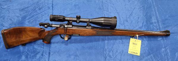 Steyr Mannlicher Mod M 9,3×62 Swarovski Habicht 8×56